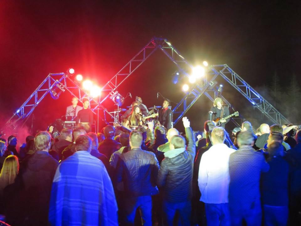 2016-06-29 Liquid Blue Band Performed in Beaver Creek Colorado (2)