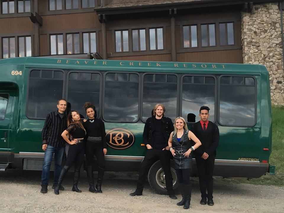 2016-06-29 Liquid Blue Band Performed in Beaver Creek Colorado (3)