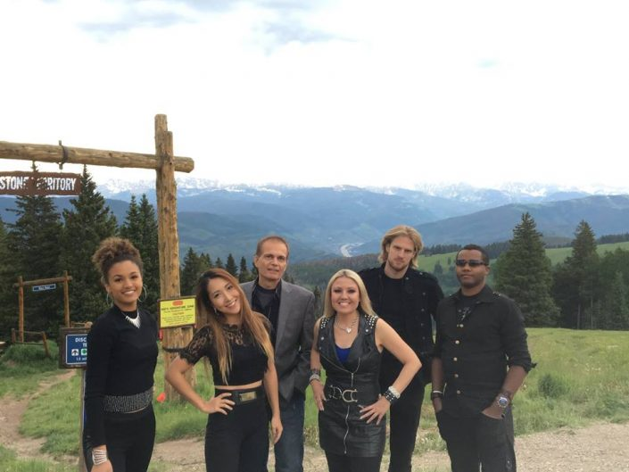 2016-06-29 Liquid Blue Band Performed in Beaver Creek Colorado (4)