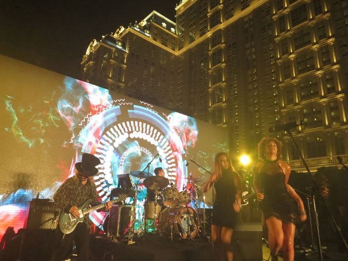 2016-09-13 Liquid Blue Band Performing in Macau (5)