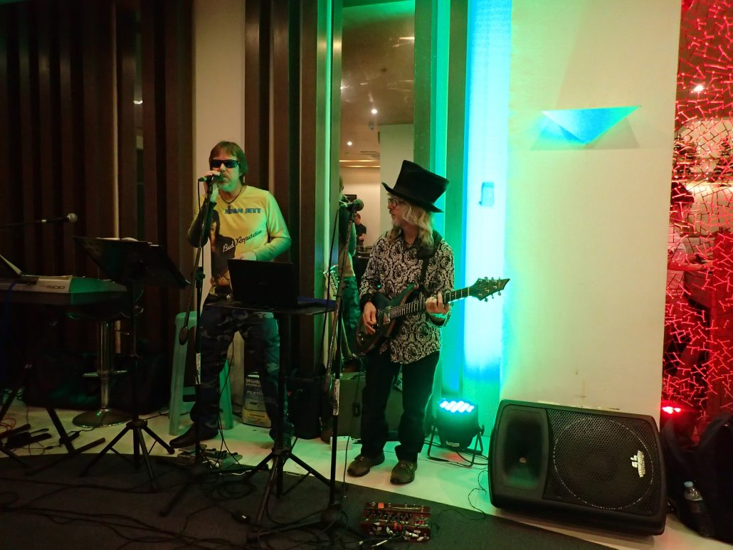 2017-01-20 Two From Blue in Calbayog Philippines at Ciriaco Hotel and Resort (13)