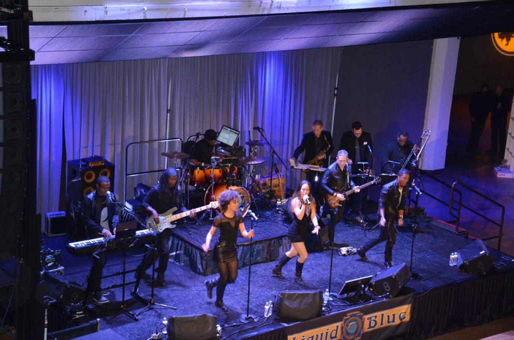 2017-02-22 Liquid Blue Band in Los Angeles CA at Shrine Auditorium Expo Hall (24)