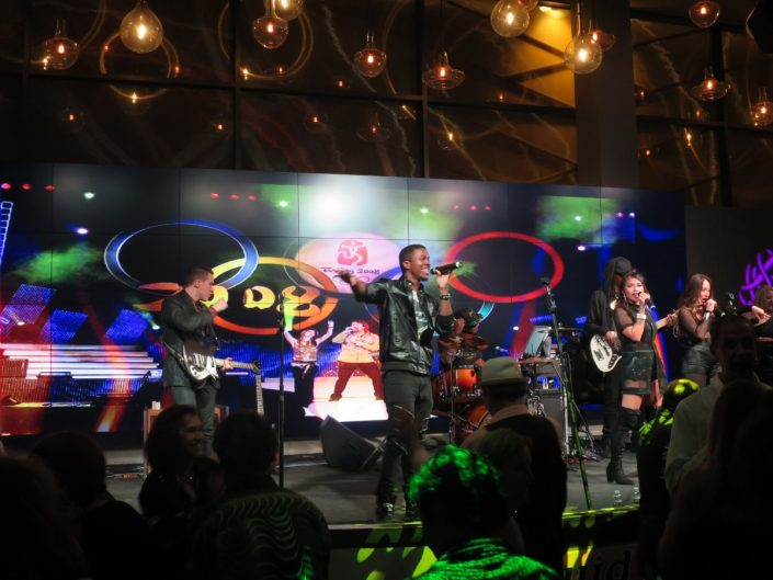2017-02-25 Liquid Blue Band in Jamul CA at Hollywood Casino (57)