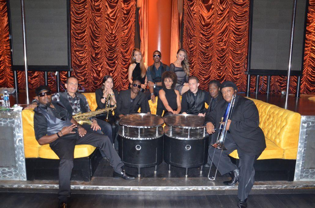 2017-04-04 Liquid Blue Band in Las Vegas NV at Wynn Casino (2)