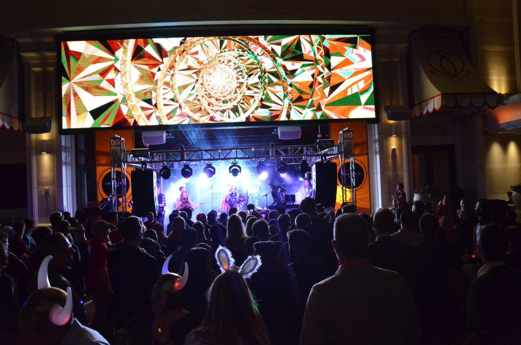 2017-04-04 Liquid Blue Band in Las Vegas NV at Wynn Casino (88)