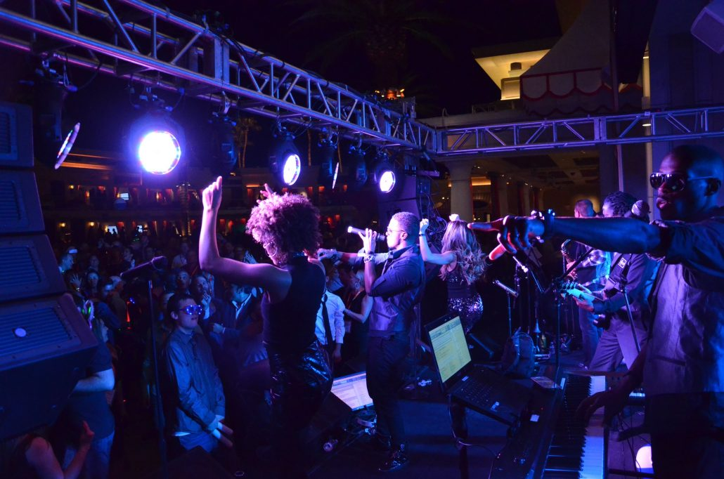 2017-04-04 Liquid Blue Band in Las Vegas NV at Wynn Casino (90)