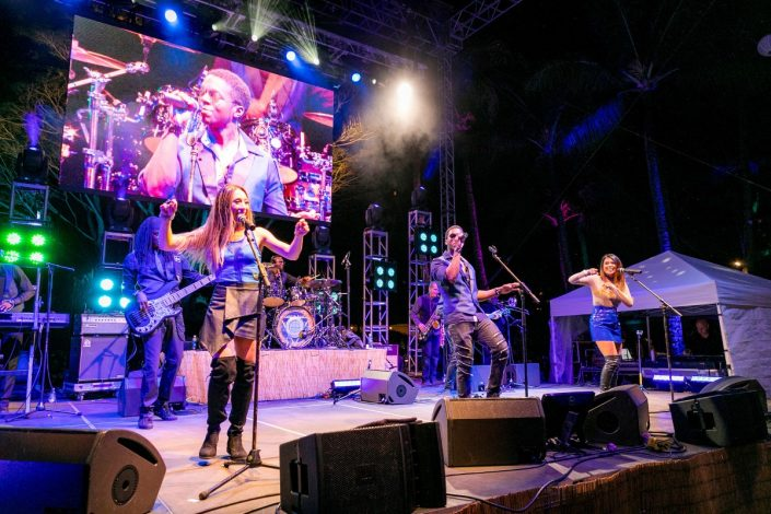 2017-05-27 Liquid Blue Band in Maui HI at Ritz Carlton (6)