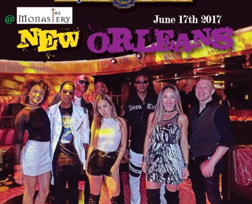 2017-06-16 Liquid Blue Band Performed at New Orleans