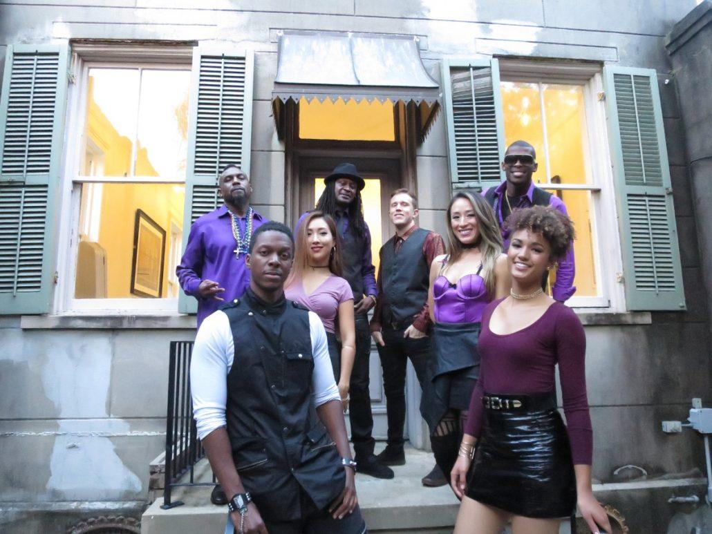 2017-06-17 Liquid Blue Band in New Orleans LA (3)