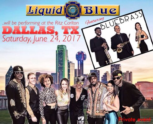2017-06-22 Liquid Blue in Houston