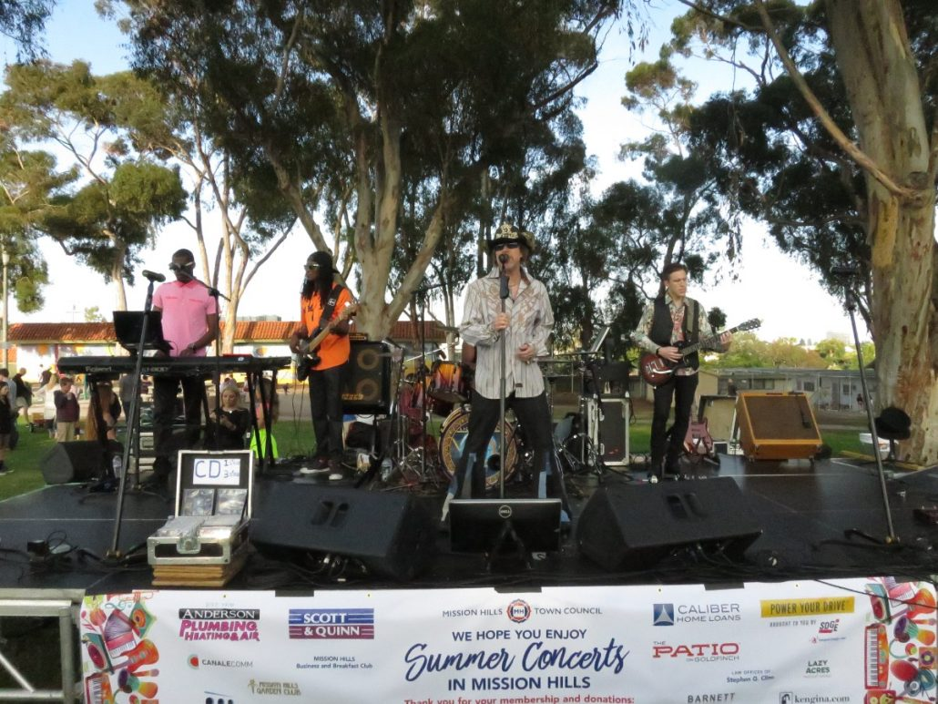 2017-06-30 Liquid Blue Band in San Diego CA at Pioneer Park (10)