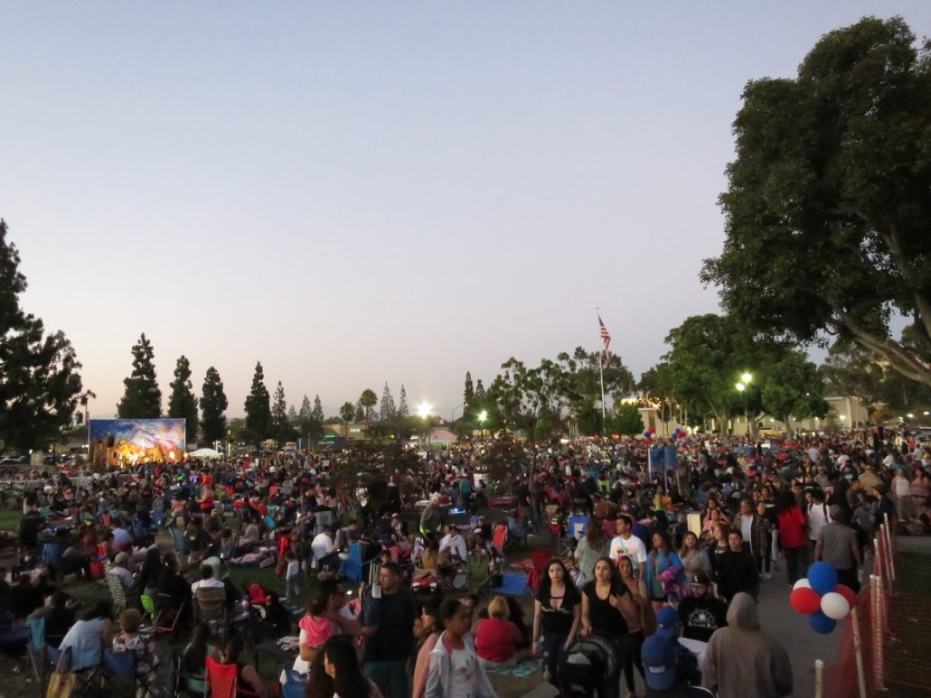 2017-07-03 Liquid Blue Band in Norwalk CA at City Hall Lawn (52)