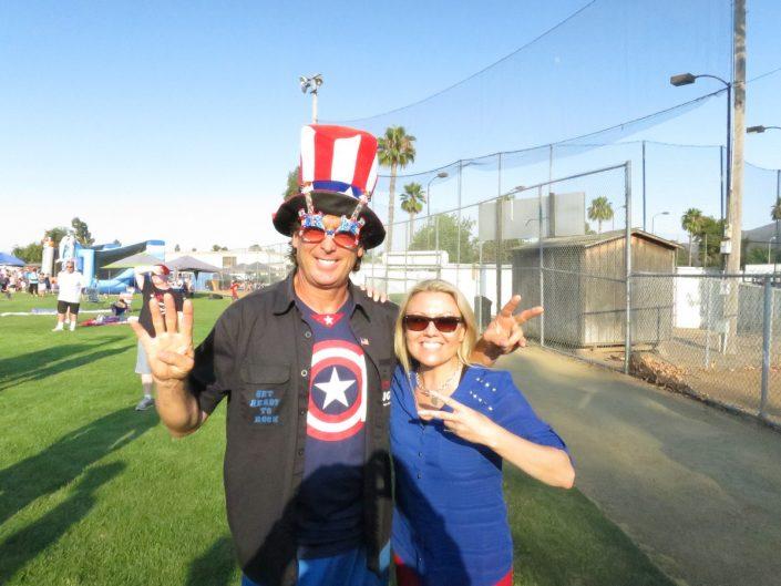 2017-07-04 Liquid Blue Band in San Marcos CA at Bradley Park (13)