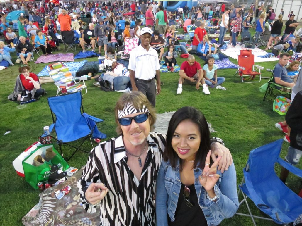 2017-07-04 Liquid Blue Band in San Marcos CA at Bradley Park (141)