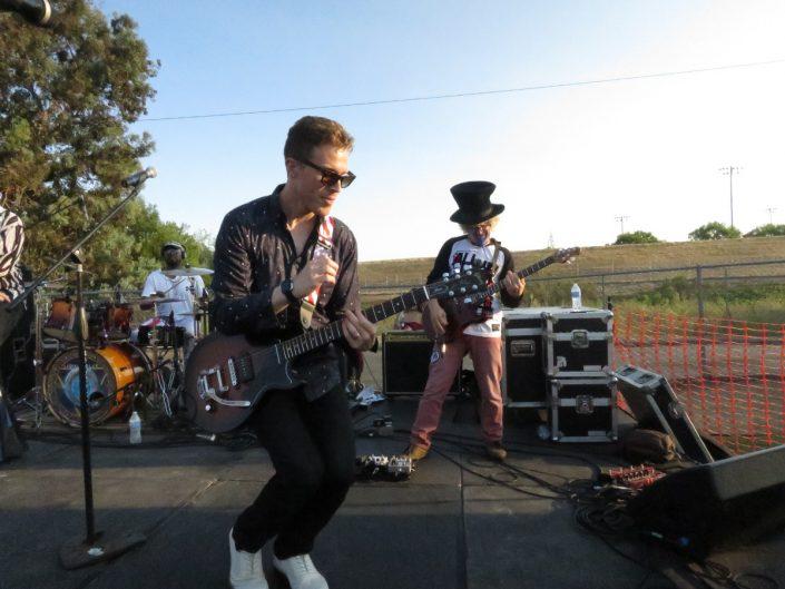 2017-07-04 Liquid Blue Band in San Marcos CA at Bradley Park (33)