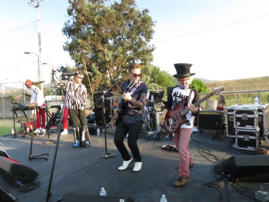 2017-07-04 Liquid Blue Band in San Marcos CA at Bradley Park (36)