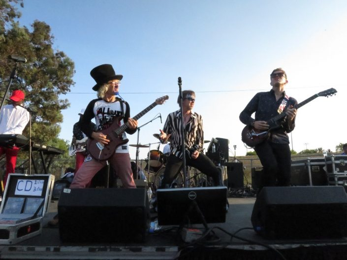 2017-07-04 Liquid Blue Band in San Marcos CA at Bradley Park (48)
