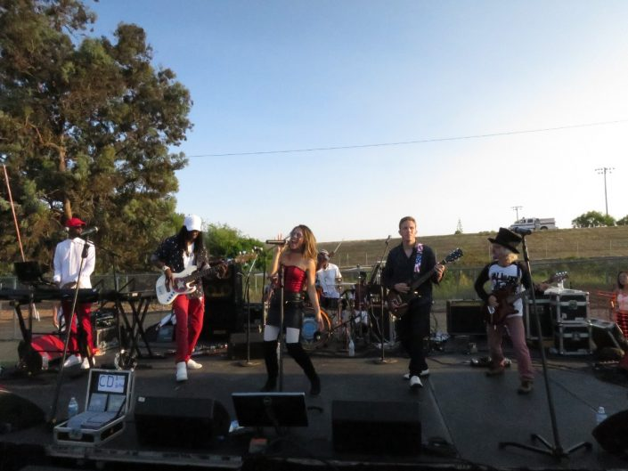 2017-07-04 Liquid Blue Band in San Marcos CA at Bradley Park (57)