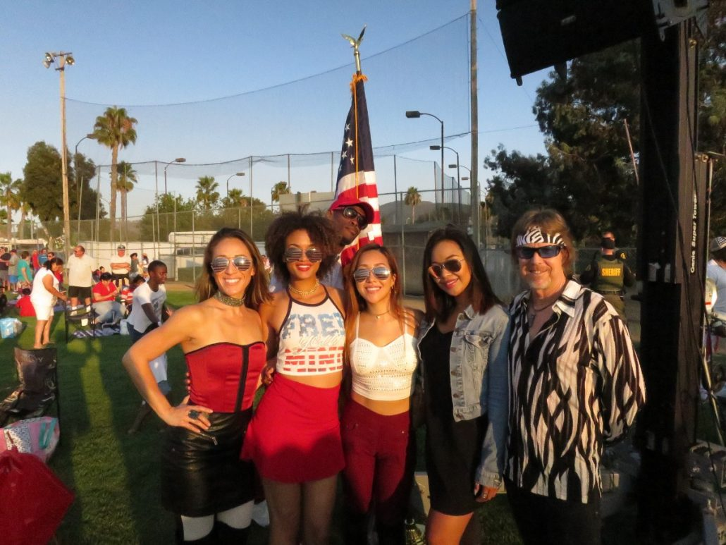 2017-07-04 Liquid Blue Band in San Marcos CA at Bradley Park (62)