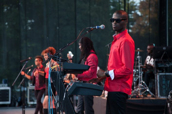 2017-07-08 Liquid Blue Band in Woodinville WA at Chateau Ste Michelle (92)