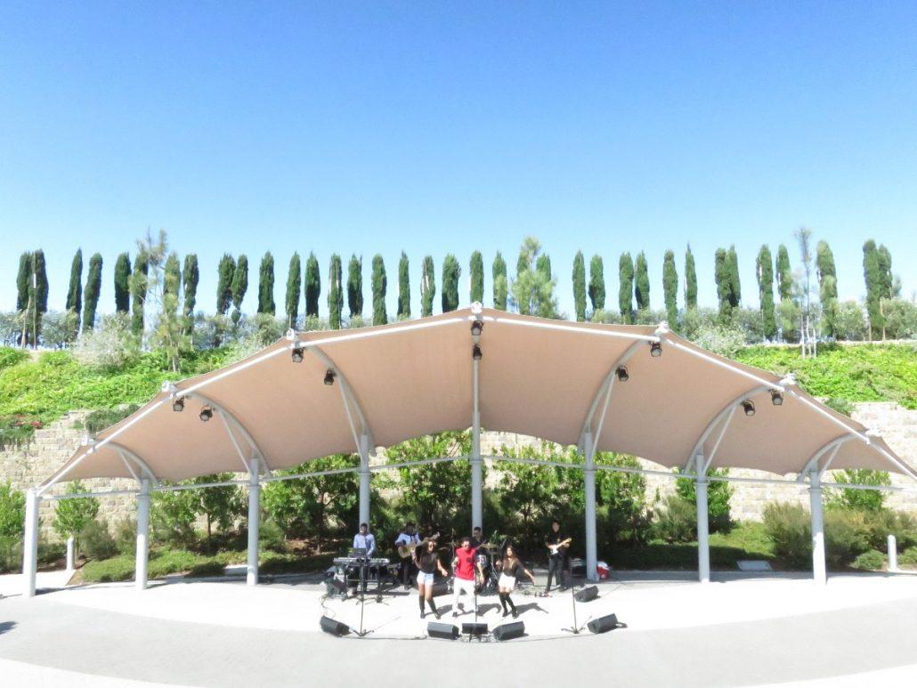 2017-07-14 Liquid Blue Band in San Diego CA at Illumina Amphitheater (2)