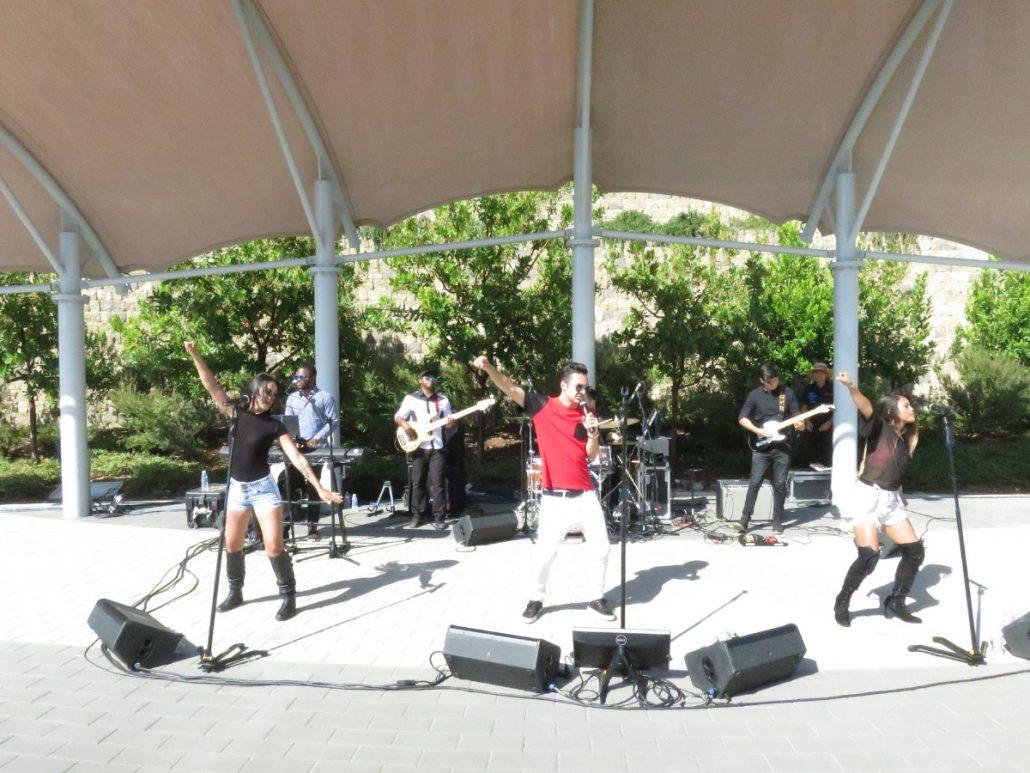 2017-07-14 Liquid Blue Band in San Diego CA at Illumina Amphitheater (26)