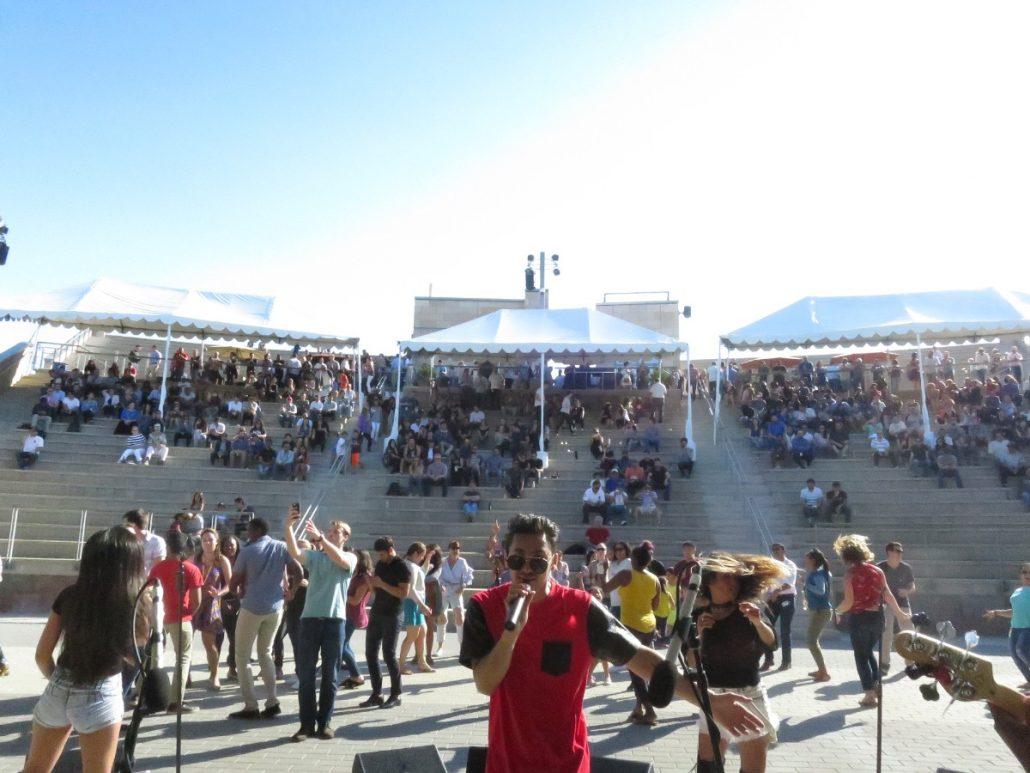 2017-07-14 Liquid Blue Band in San Diego CA at Illumina Amphitheater (52)