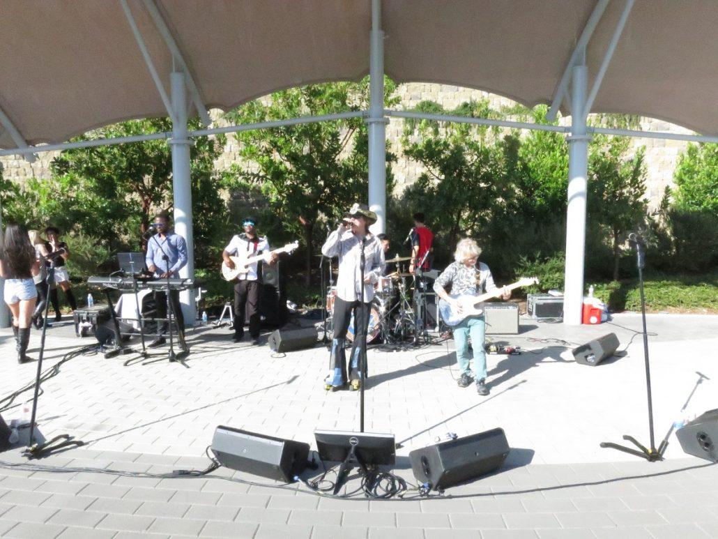 2017-07-14 Liquid Blue Band in San Diego CA at Illumina Amphitheater (57)