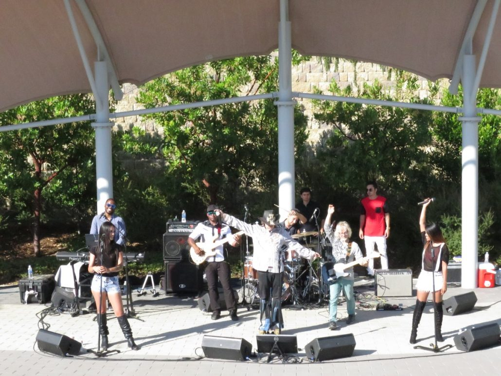 2017-07-14 Liquid Blue Band in San Diego CA at Illumina Amphitheater (72)