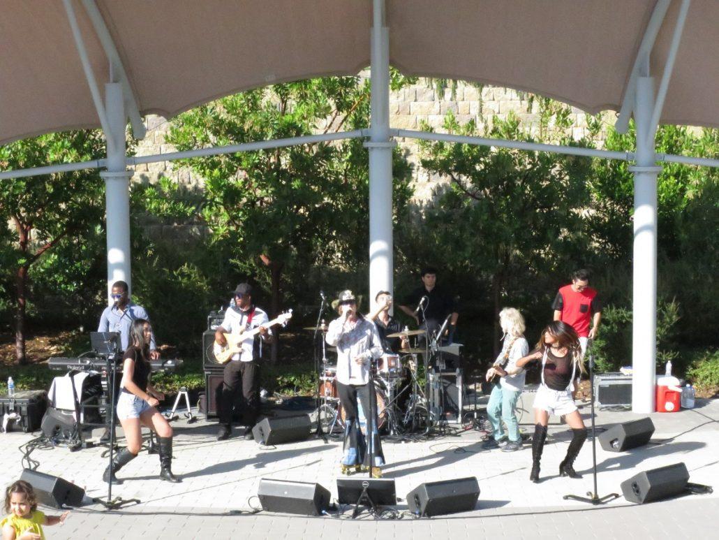 2017-07-14 Liquid Blue Band in San Diego CA at Illumina Amphitheater (76)