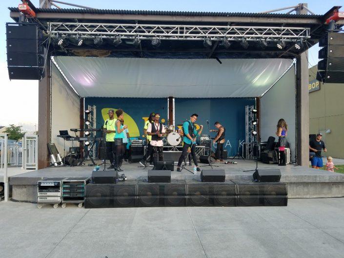 2017-07-14 Liquid Blue Band in South Jordan UT at SoDa Row (5)