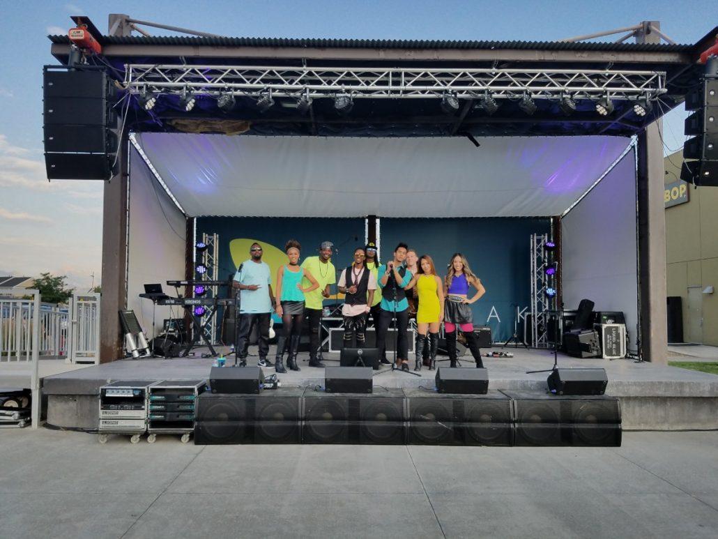 2017-07-14 Liquid Blue Band in South Jordan UT at SoDa Row (8)