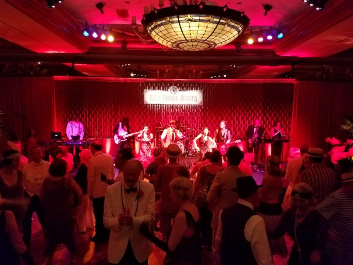 2017-07-20 Liquid Blue Band in Pebble Beach CA at Inn at Spanish Bay (7)