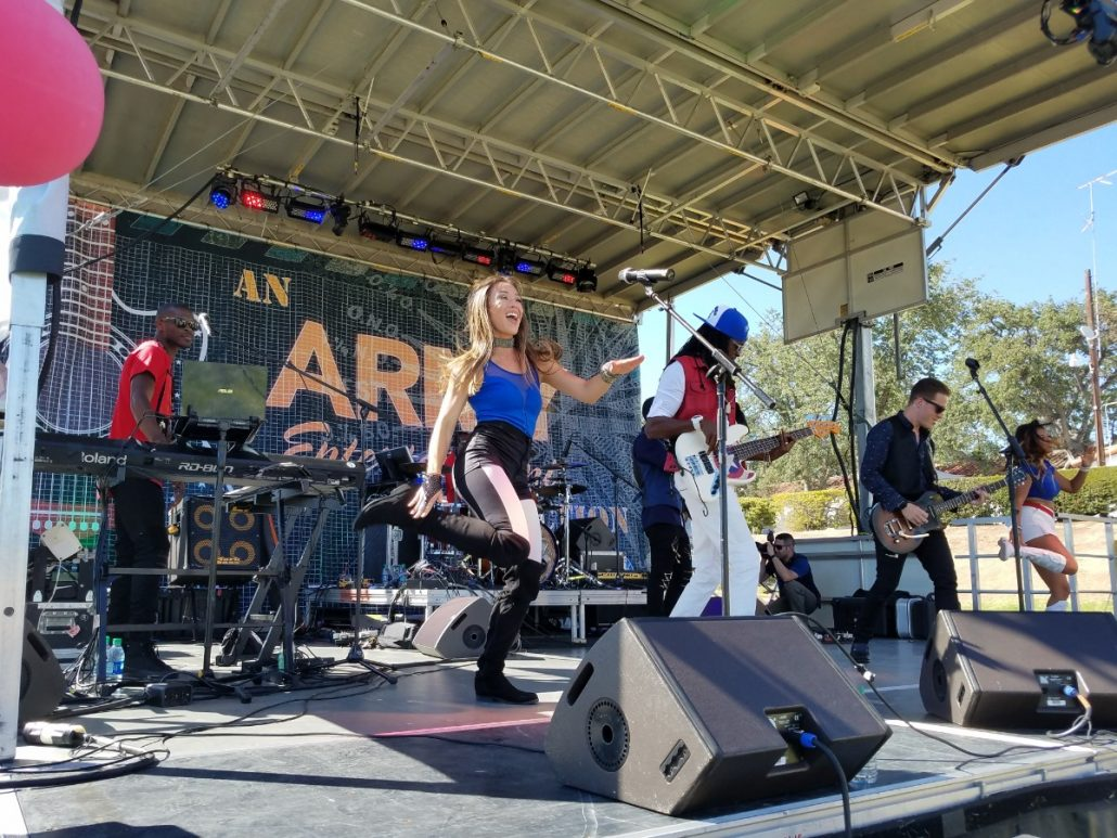 2017-07-23 Liquid Blue Band in Monterey CA at Fort Hunter Liggett (19)