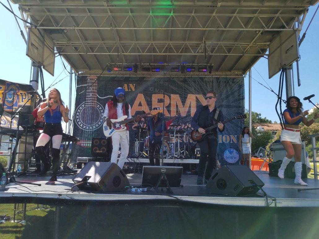 2017-07-23 Liquid Blue Band in Monterey CA at Fort Hunter Liggett (20)