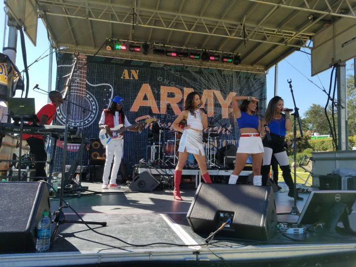 2017-07-23 Liquid Blue Band in Monterey CA at Fort Hunter Liggett (24)