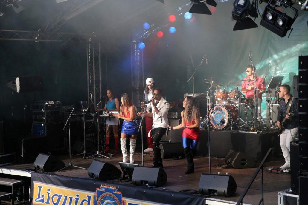2017-07-29 Liquid Blue Band in Kaisersalutern Germany at USAG Kaiserslautern (16)