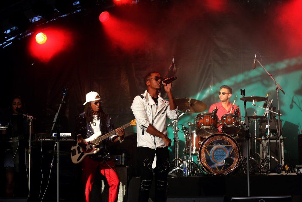 2017-07-29 Liquid Blue Band in Kaisersalutern Germany at USAG Kaiserslautern (17)
