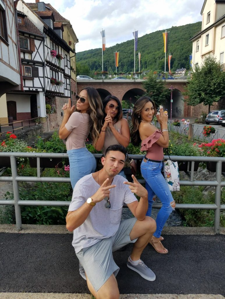 2017-07-31 Liquid Blue Band in Heidelberg Germany (1)