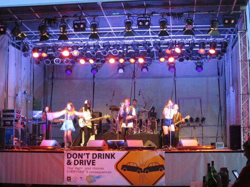 2017-08-04 Liquid Blue Band in Grafenwöhr Germany at USAG 2 (10)