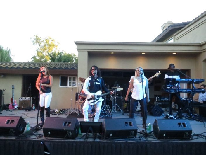 2017-08-04 Liquid Blue Band in Poway CA at Schack Residence (11)