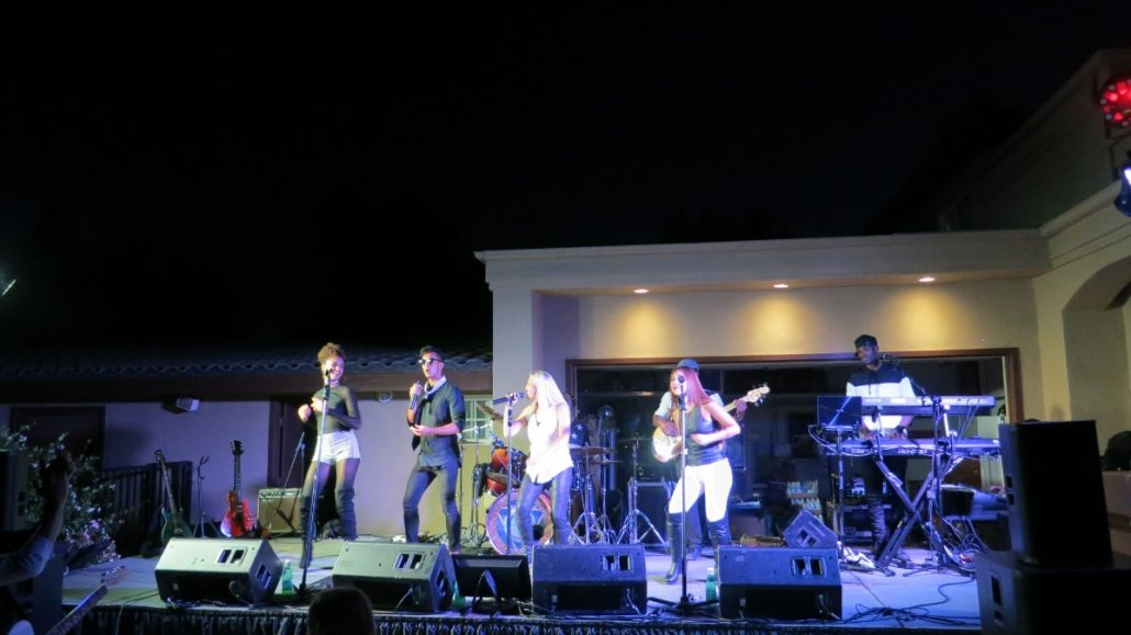 2017-08-04 Liquid Blue Band in Poway CA at Schack Residence (18)