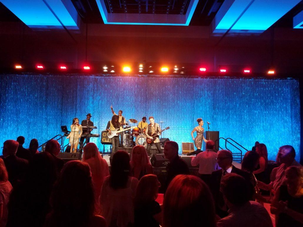 2017-08-28 Liquid Blue Band in San Diego CA at Marriott Marquis (15)