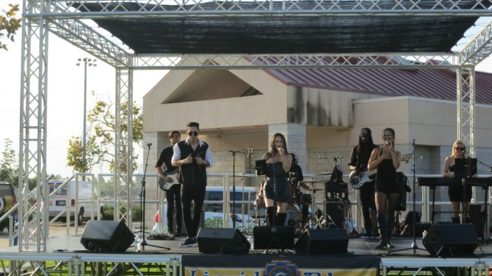2017-09-10 Liquid Blue Band in Chula Vista CA at Community Park (8)