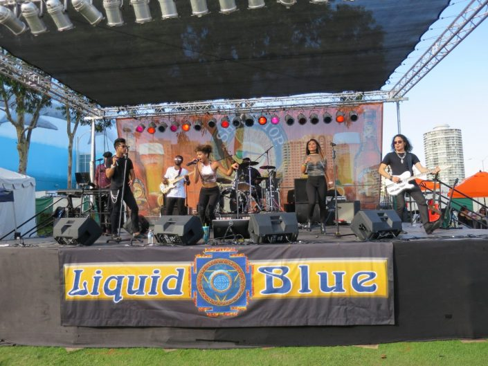 2017-09-10 Liquid Blue Band in Long Beach CA at Lobster Fest (20)
