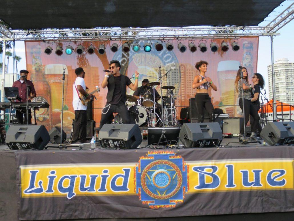 2017-09-10 Liquid Blue Band in Long Beach CA at Lobster Fest (51)