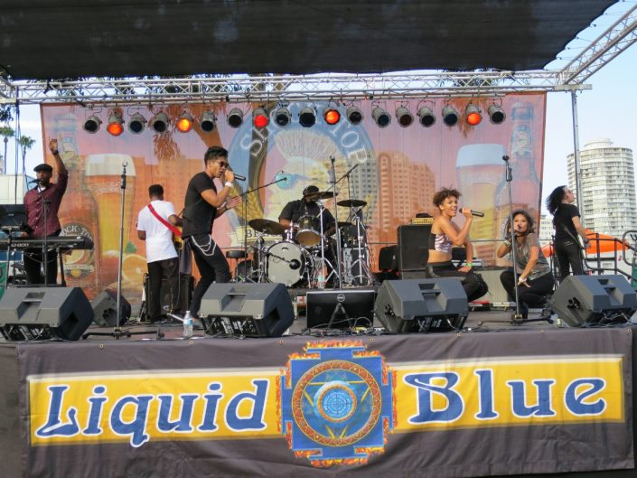 2017-09-10 Liquid Blue Band in Long Beach CA at Lobster Fest (52)