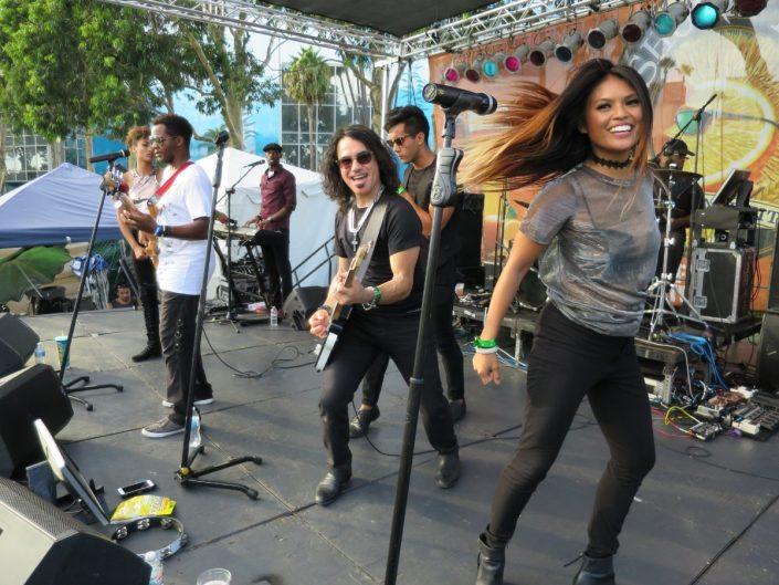 2017-09-10 Liquid Blue Band in Long Beach CA at Lobster Fest (55)