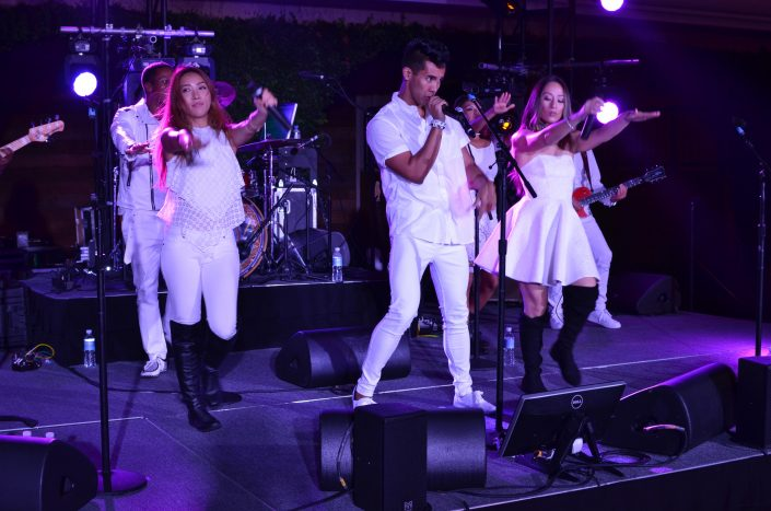2017-09-28 Liquid Blue Band in Del Mar CA at Fairgrounds (46)