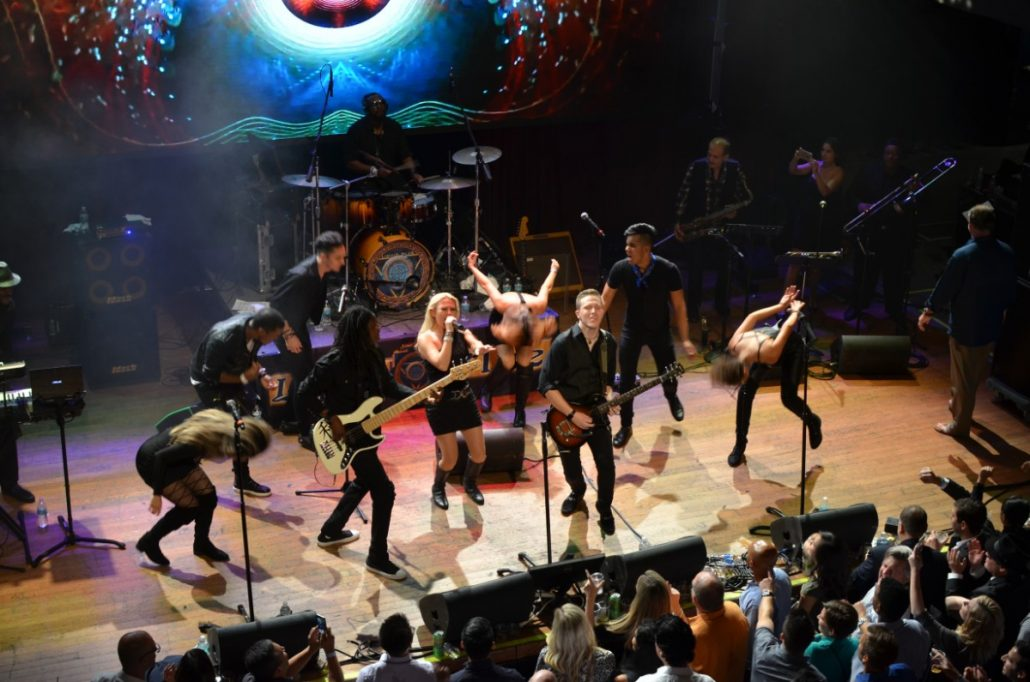 2017-10-16 Liquid Blue Band in San Diego CA at House of Blues (10)